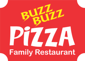 Buzz Buzz Pizza Logo